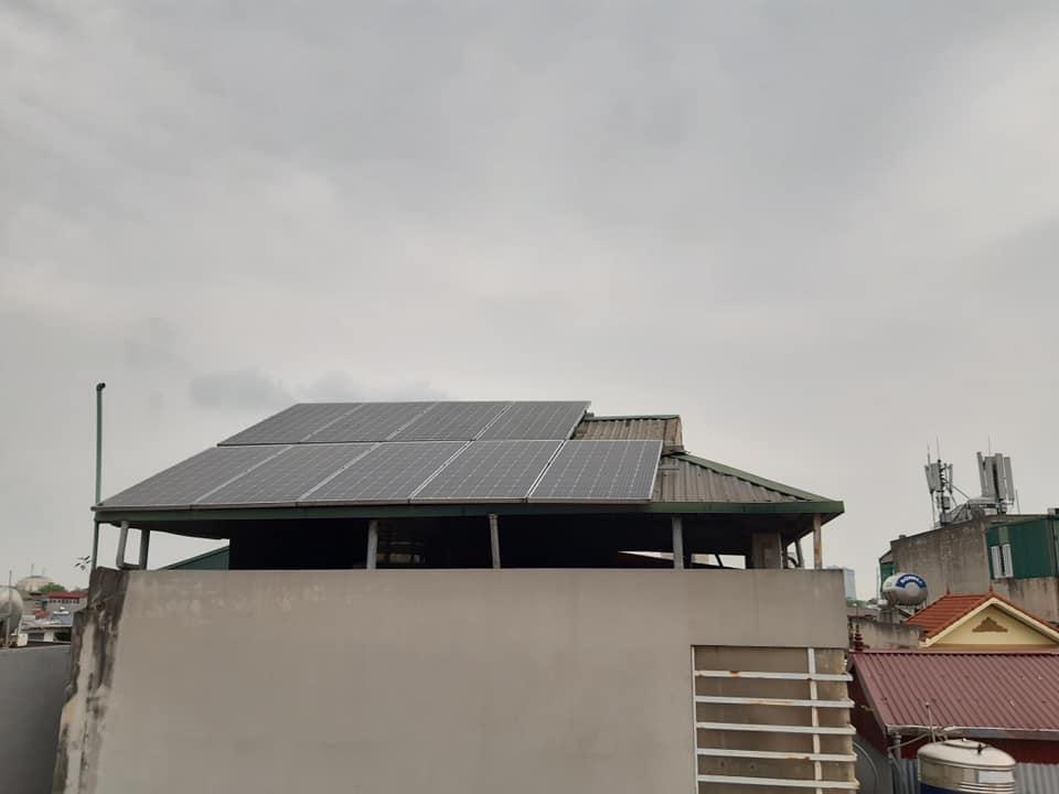 Ban đêm có tạo ra điện mặt trời được không?
