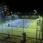 Ứng dụng đèn LED năng lượng mặt trời cho sân chơi, công viên